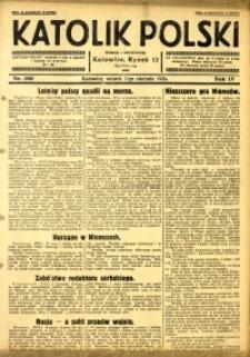 Katolik Polski, 1928, R. 4, nr 180