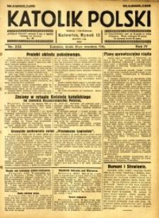 Katolik Polski, 1928, R. 4, nr 223