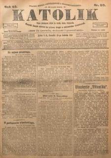 Katolik, 1912, R. 45, nr 50