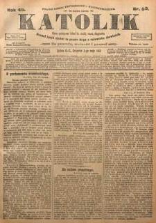 Katolik, 1912, R. 45, nr 53