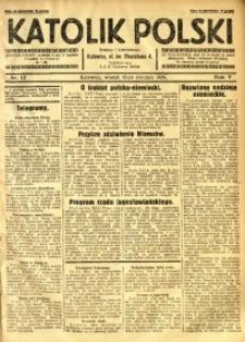 Katolik Polski, 1929, R. 5, nr 12