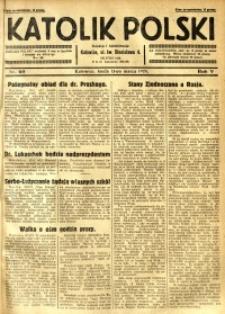 Katolik Polski, 1929, R. 5, nr 60