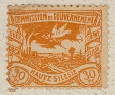 Znaczek pocztowy wartości 30 fenigów