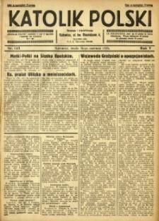 Katolik Polski, 1929, R. 5, nr 145