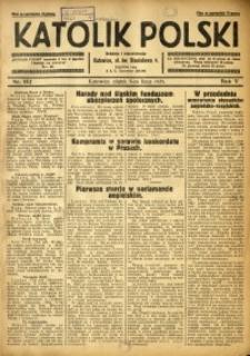 Katolik Polski, 1929, R. 5, nr 152
