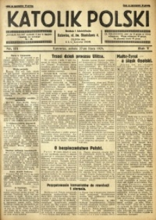 Katolik Polski, 1929, R. 5, nr 171