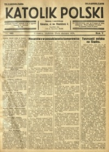 Katolik Polski, 1929, R. 5, nr 195