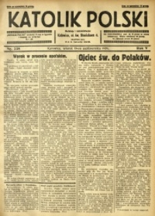 Katolik Polski, 1929, R. 5, nr 238