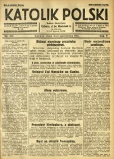Katolik Polski, 1929, R. 5, nr 241