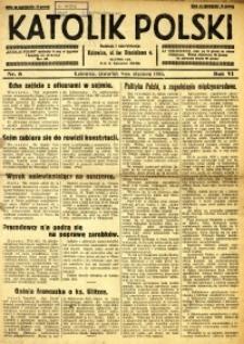 Katolik Polski, 1930, R. 6, nr 6
