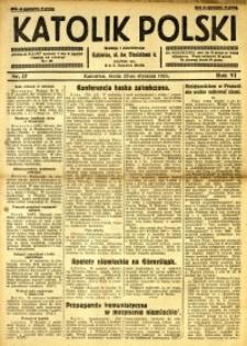 Katolik Polski, 1930, R. 6, nr 17