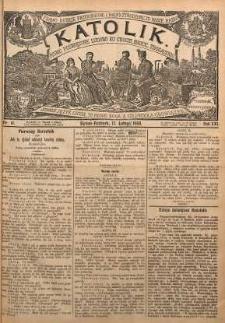 Katolik, 1888, R. 21, nr 14
