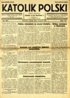 Katolik Polski, 1930, R. 6, nr 194