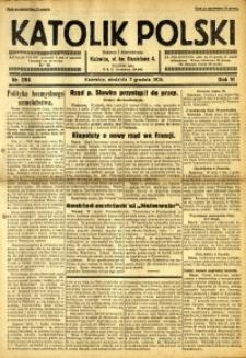 Katolik Polski, 1930, R. 6, nr 284