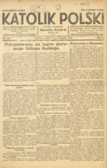 Katolik Polski, 1925, R. 1, nr 116