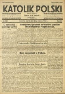 Katolik Polski, 1933, R. 9, nr 144
