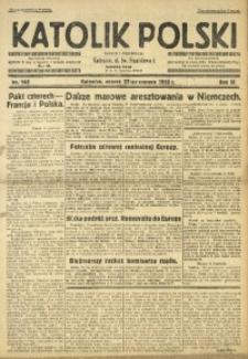 Katolik Polski, 1933, R. 9, nr 145
