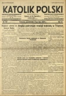 Katolik Polski, 1933, R. 9, nr 161
