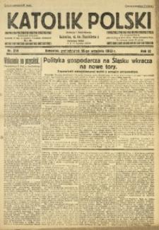 Katolik Polski, 1933, R. 9, nr 214