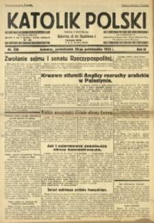 Katolik Polski, 1933, R. 9, nr 250