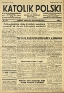 Katolik Polski, 1933, R. 9, nr 255
