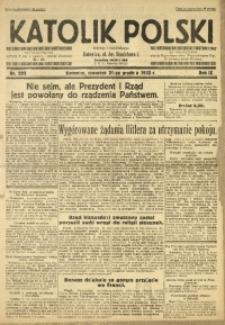 Katolik Polski, 1933, R. 9, nr 293
