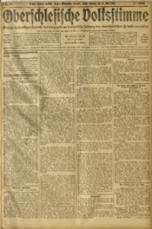 Oberschlesische Volksstimme, 1905, Jg. 30, Nr. 138