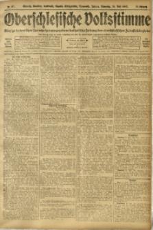 Oberschlesische Volksstimme, 1905, Jg. 30, Nr. 161