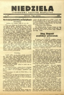 Niedziela, 1934, nr 23