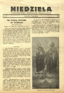 Niedziela, 1934, nr 27