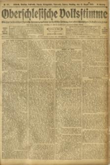 Oberschlesische Volksstimme, 1905, Jg. 30, Nr. 185