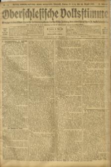 Oberschlesische Volksstimme, 1905, Jg. 30, Nr. 191