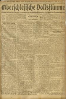 Oberschlesische Volksstimme, 1905, Jg. 30, Nr. 207
