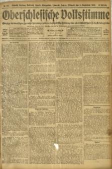 Oberschlesische Volksstimme, 1905, Jg. 30, Nr. 210