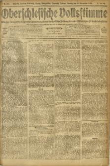 Oberschlesische Volksstimme, 1905, Jg. 30, Nr. 272