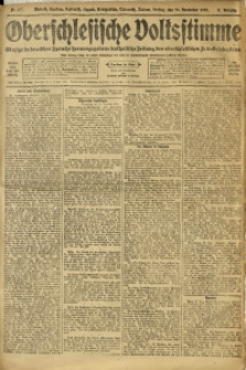 Oberschlesische Volksstimme, 1905, Jg. 30, Nr. 297