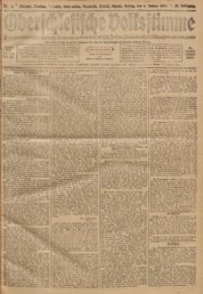 Oberschlesische Volksstimme, 1907, Jg. 32, Nr. 3