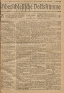 Oberschlesische Volksstimme, 1907, Jg. 32, Nr. 4