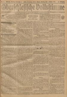 Oberschlesische Volksstimme, 1907, Jg. 32, Nr. 5