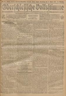Oberschlesische Volksstimme, 1907, Jg. 33, Nr. 14