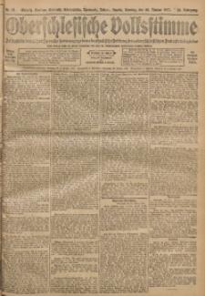 Oberschlesische Volksstimme, 1907, Jg. 33, Nr. 17