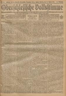 Oberschlesische Volksstimme, 1907, Jg. 33, Nr. 18