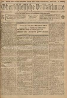 Oberschlesische Volksstimme, 1907, Jg. 33, Nr. 28