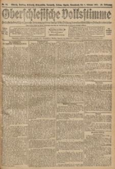 Oberschlesische Volksstimme, 1907, Jg. 33, Nr. 33