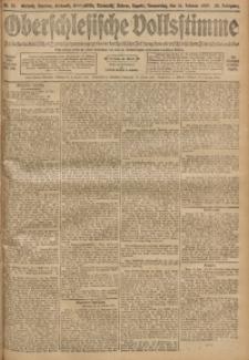 Oberschlesische Volksstimme, 1907, Jg. 33, Nr. 37