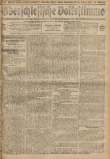 Oberschlesische Volksstimme, 1907, Jg. 33, Nr. 49