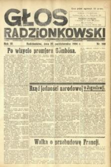 Głos Radzionkowski, 1934, R. 4, nr 148
