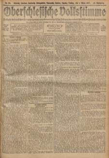 Oberschlesische Volksstimme, 1907, Jg. 33, Nr. 50