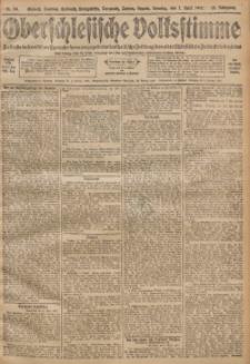 Oberschlesische Volksstimme, 1907, Jg. 33, Nr. 79