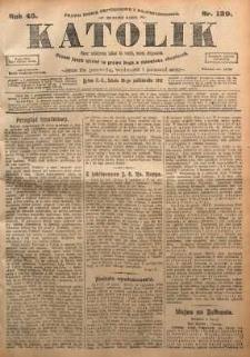 Katolik, 1912, R. 45, nr 129